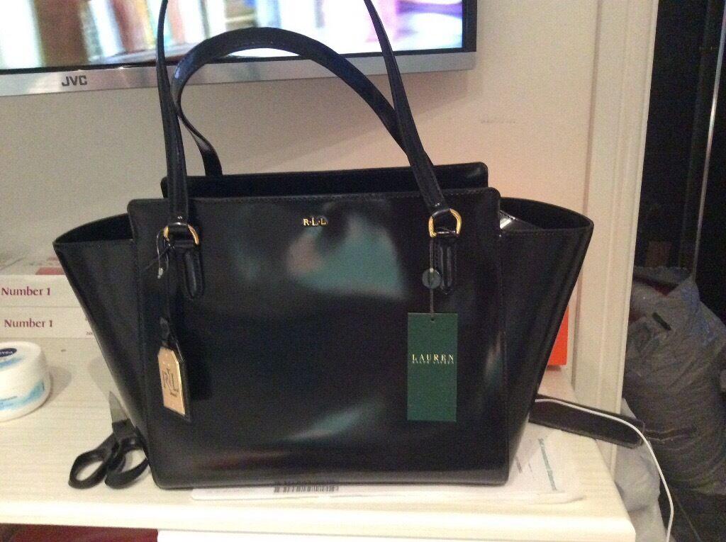 3b58a48972ad Ralph Lauren Handbag Brand New Bargain 100% Genuine