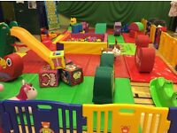 Brand new Soft play, Bouncy Castle and Mascot Hire for perfect parties and events