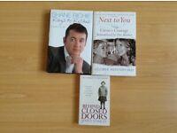 Shane Richie ,Gloria Hunniford books