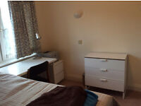 Secure spacious fully furnished one double room 2mins walk from Preston Park Station - STILL AVAIL