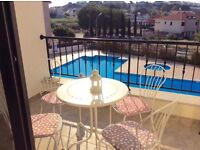 Stylish 2 bed apartment in Pissouri, Cyprus
