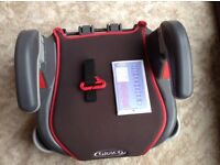 Grace booster seat, 15-36 kgs