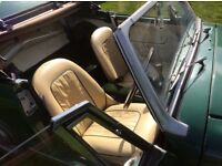 Mk 1 MG Midget for Sale - this vehicle has been modified to improve useability