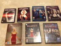 Battlestar Galactica DVDs, Complete Series and Movies