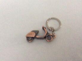 Bike Key Rings