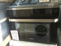 Beko intergrated built in oven/ microwave £310. New/graded 12 month Gtee