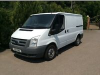 Ford transit swb 2011 ply lined electric windows 97,000 miles