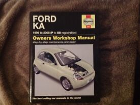 FORD Haynes manuals