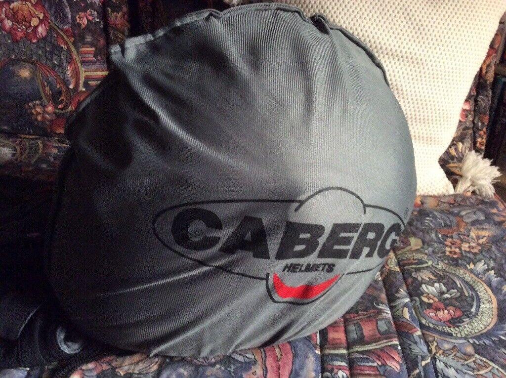 Caberg crash helmet medium