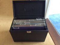A4 Steel File storage box
