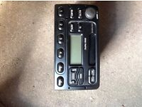 Ford transit/fiesta etc stereo with code