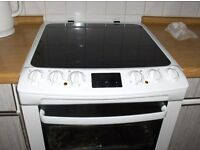 freestanding electric cooker 55cm wide
