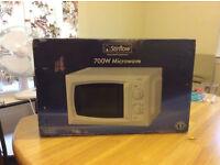 Brand new Stirflow Microwave