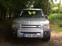 Land Rover discovery 3 (HSE) for sale