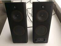 LOGITEC X-140 Speakers,