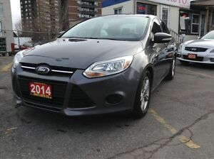 2014 Ford Focus SE HEATED SEATS, CRUSE, ALLOY RIMS