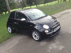 FIAT 500 SPORT DIESEL_LADY OWNED_ONLY 61K_PART EX WELCOME_