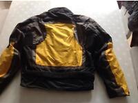 Ladies X-treme motorcycle jacket
