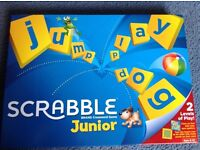 Junior Scrabble (perfect, as new, condition)