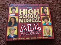 Disney High School Musical, All Access hardback book