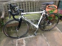Kinesis road bike. Racelight with Kic2 alloy/carbon frame and forks. Excellent condition
