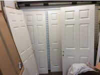 4 x internal doors, like new, could deliver