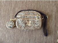 Leopard Butler and Wilson handbag with coin bag.