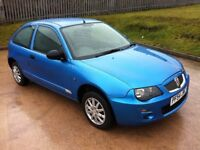 2005 ROVER 25 **SUPERB ORIGINAL CONDITION**VERY LOW MILEAGE**PERFECT DRIVE**MUST BE SEEN .MOT AUGUST