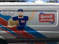 3.5 Tonne Parcel Delivery & Collection Van Driver
