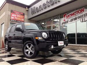 2016 Jeep Patriot Sport/North High altitude Heated seats