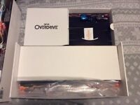 Anki overdrive stater kit +++ extra track like scalectrics but better