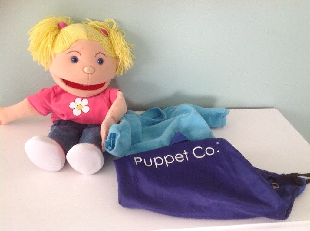 Large puppet