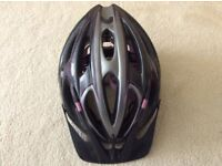 Bike helmets, adult and child, great condition.
