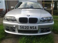 Bmw (rare aerodynamics) front bumper e46 3 series £175 ovno
