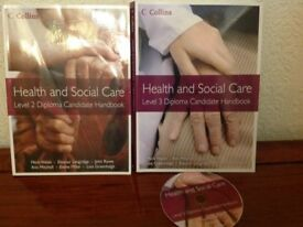 Health and Social Care Level 2 Diploma Book