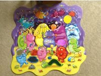 ELC Monster Floor Puzzle 24 pieces