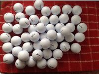30.srixon distance golfballs in very good condition