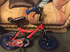 Kids First Bike