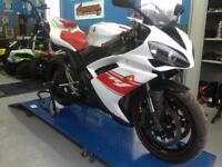 2008 Yamaha R1 11k miles