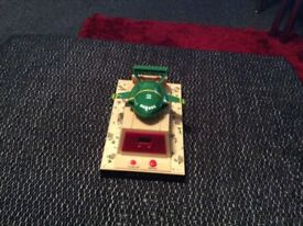 Thunderbird alarm clock