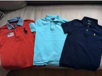 Kids Polo tee shirt Ralph Lauren