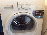 Siemens Condenser Tumble Dryer