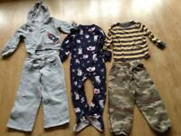 Boys clothes bundle age 4
