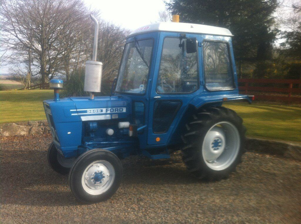 Ford 3600 Tractor : Ford tractor in turriff aberdeenshire gumtree