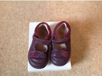 Clarke shoes size 5 1/2 G
