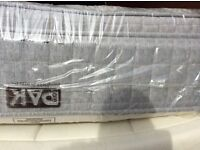 Durabeds double mattress like new excellent condition