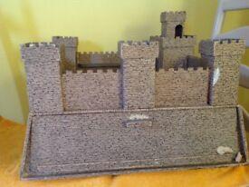 Toy Castle - handmade