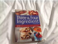 Three & Four ingredient recipes