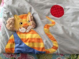 IKEA circus baby play mat