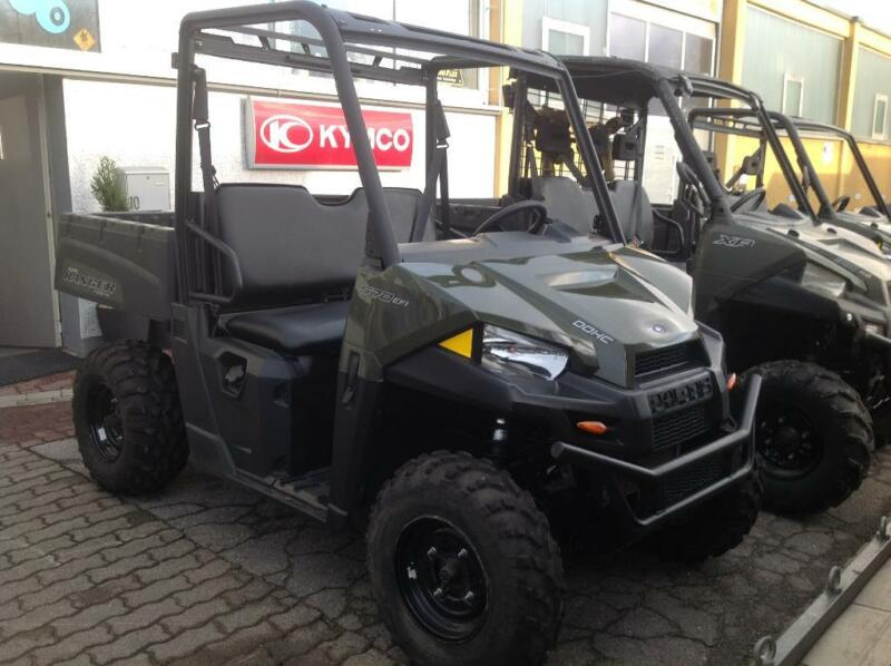 polaris ranger mid size 570 vorf hrer mit lof zulassung. Black Bedroom Furniture Sets. Home Design Ideas